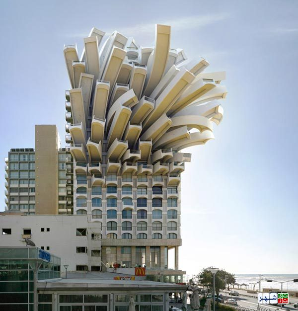 باز هم معماری مدرن جاذبه زمین را زیر سوال برد !