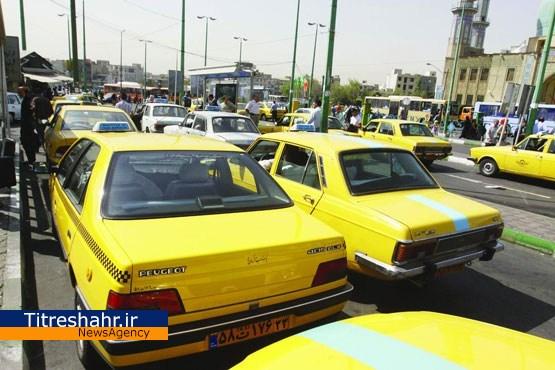 وعده هوشمندسازی تاکسیها با نیت سیاسی