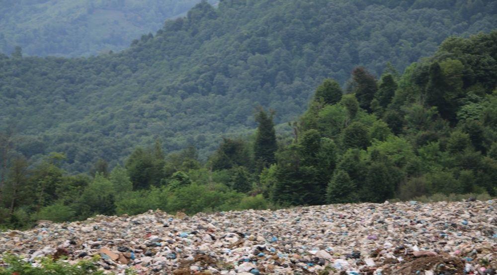 بهشتی گم شده مدفون در زباله ها