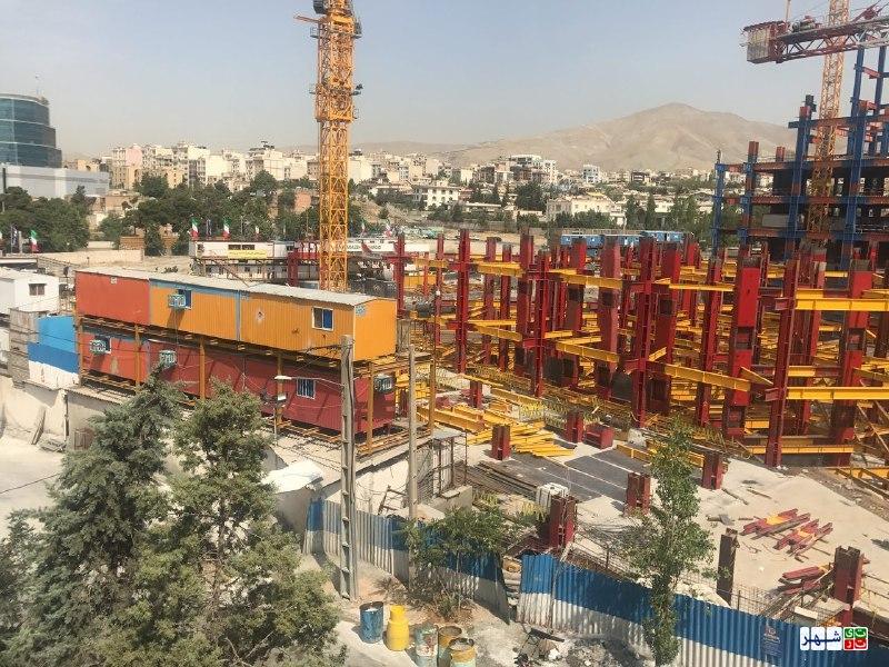 ساخت بیمارستان 35 طبقه در کوچه 7 متری/ ساخت و سازی که امنیت جانی و مالی را از شهروندان گرفته است + فیلم